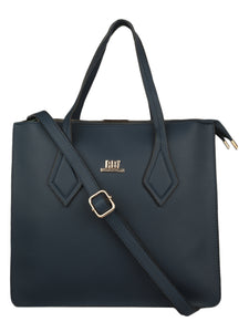 ROYAL BLUE SLING BAG CUM HANDBAG