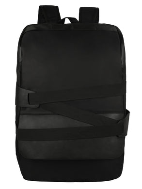 BLACK STLYISH BACKPACK
