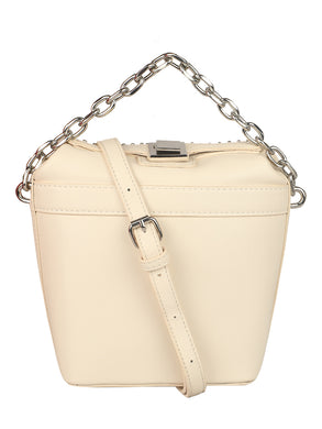 FASHION ICON BEIGE PARTY SLING