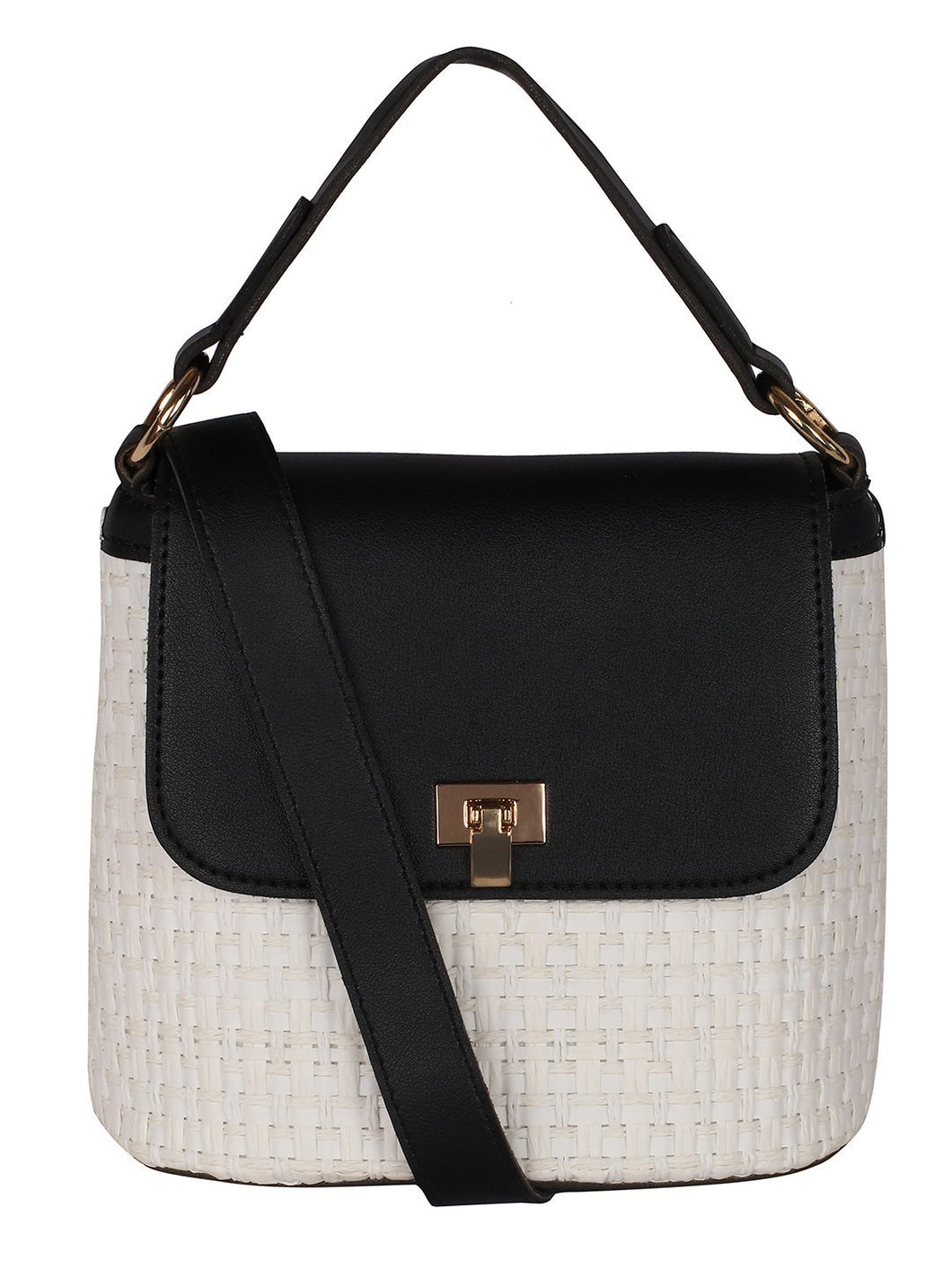 Pretty Me Handbag-Black