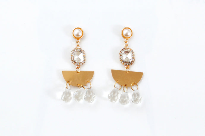 All Good in One Chandelier Earrings