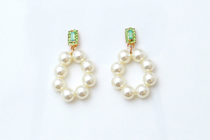 Pearl Pretty Earrings