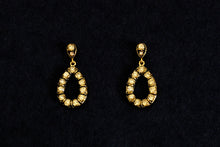 Load image into Gallery viewer, Sunshine Diamond Earrings