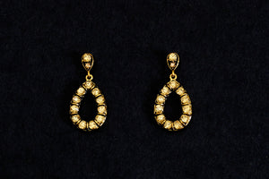 Sunshine Diamond Earrings