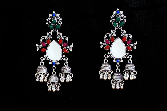 Masterpiece 3 Layerd Jhumka