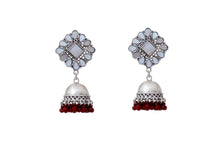 Load image into Gallery viewer, Turkish Mirror Kite Jhumka