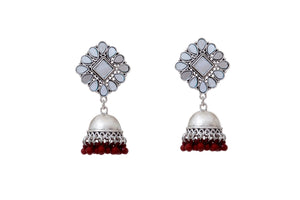 Turkish Mirror Kite Jhumka