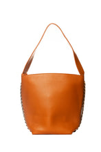 Load image into Gallery viewer, Chain Sides Handbag - Tan