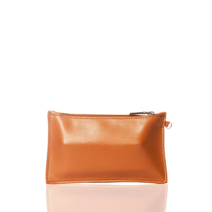 Chain Sides Handbag - Tan
