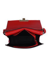 Load image into Gallery viewer, Pied Piping Sling Bag-Red