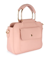Load image into Gallery viewer, Statement Monotone Sling-Pink
