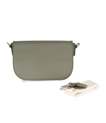 Super Chic Mini Sling-Olive Green