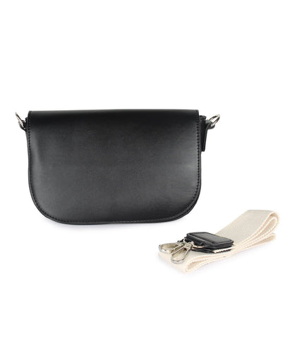 Super Chic Mini Sling-Black