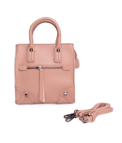 Carry Me Fancy Handbag-Pink