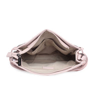 Load image into Gallery viewer, Leaf Pattern Handbag-Pink