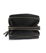 Load image into Gallery viewer, Three-toned Chic Sling-Black