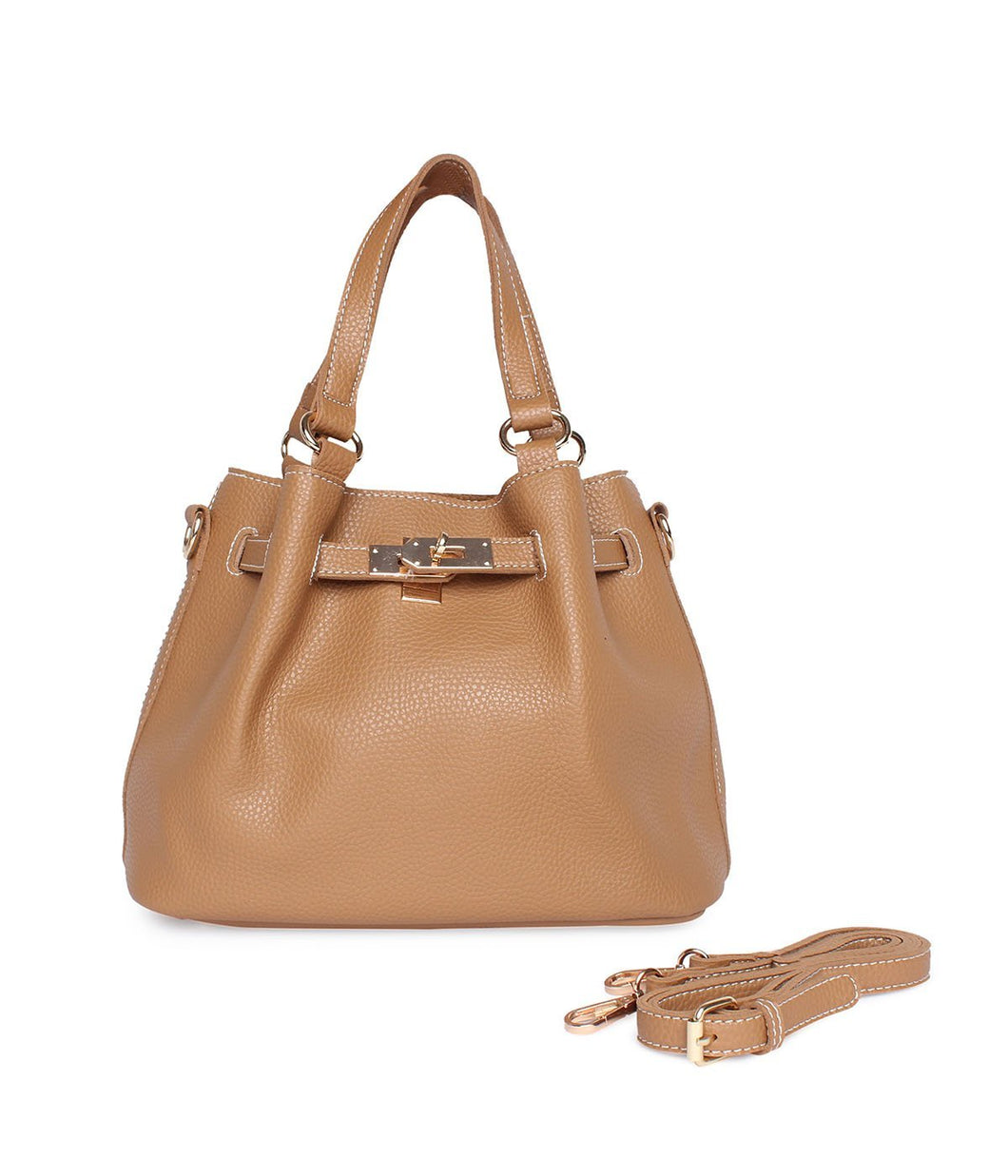 The Stylish Handbag-Tan