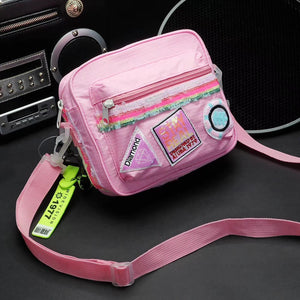 CUTE PINK GIRLY SLING BAG