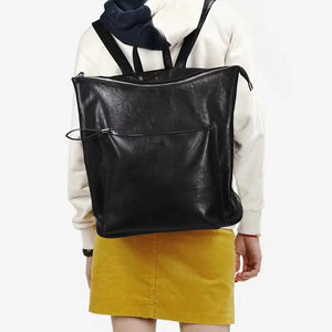 CLASSY BLACK FORMAL LADIES BACKPACK