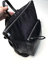 Load image into Gallery viewer, CLASSY BLACK FORMAL LADIES BACKPACK