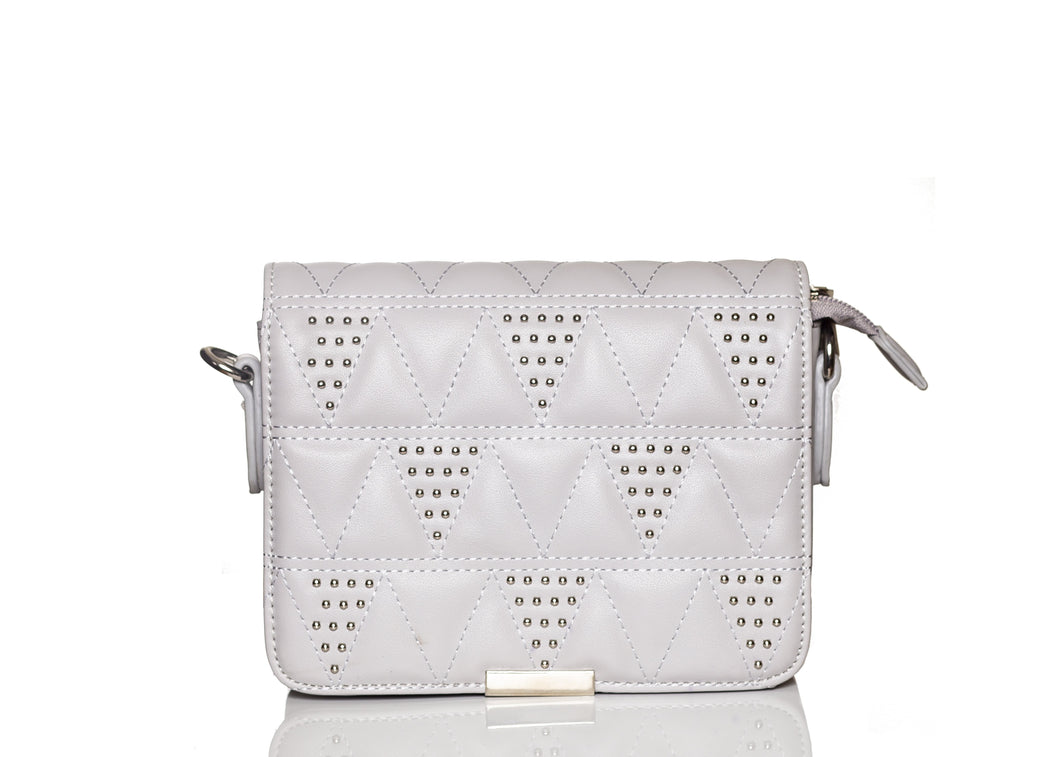 Golden Triangle Sling- Light Grey