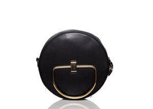 Carry Me Round Bag- Black