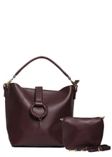Load image into Gallery viewer, Lover Tint Handbag - Maroon