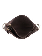 Load image into Gallery viewer, Double Bag Sling-Brown