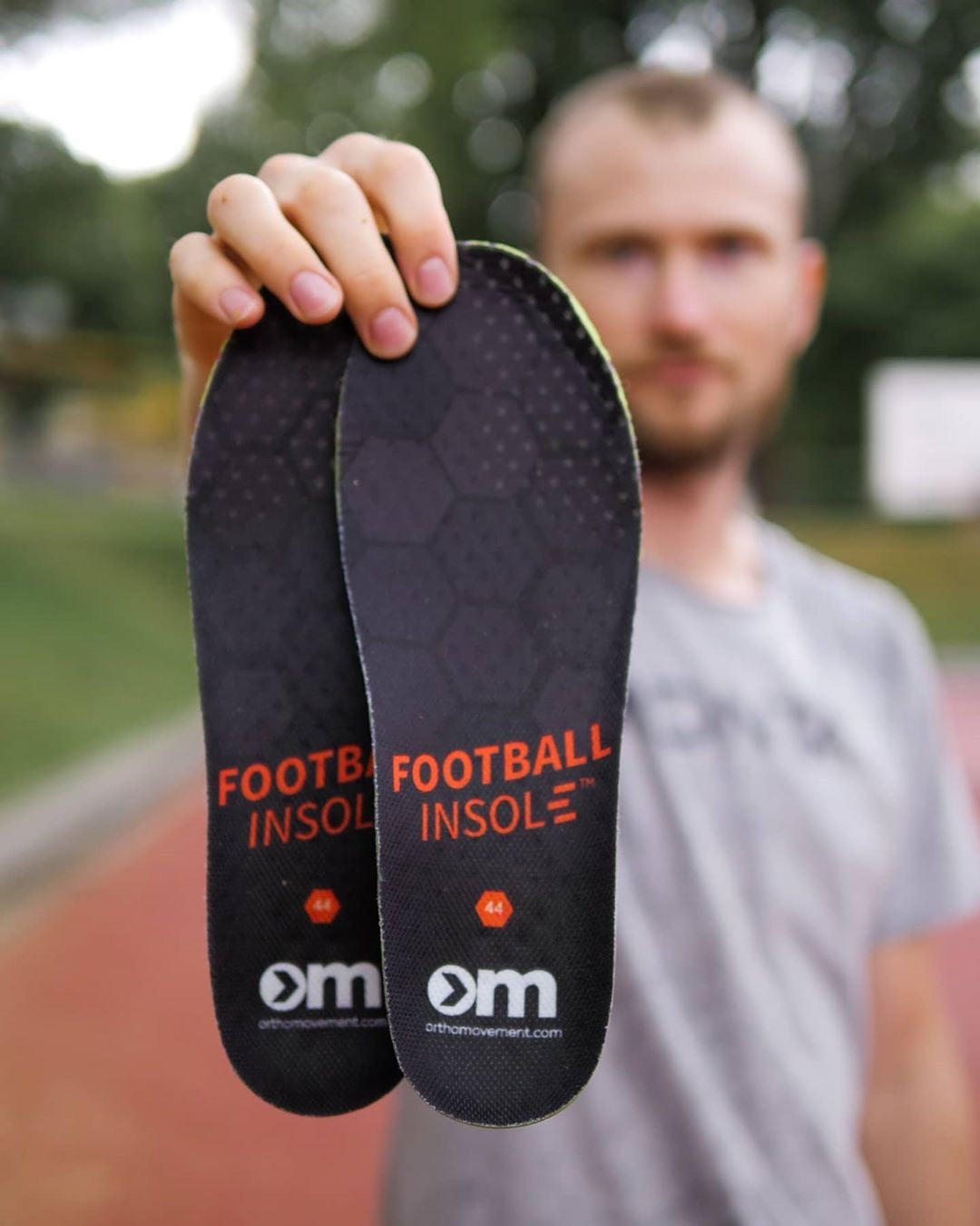 Ortho Movement Football Insoles - Grassroots Sports Group