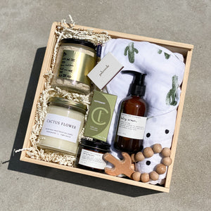 The Botanical Baby - Paloverde Botanicals