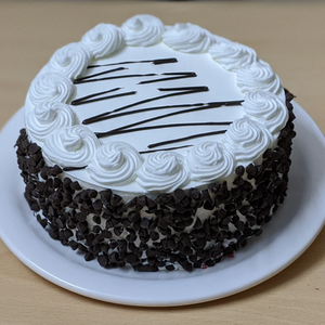 Choco Chip Black Forest Cake  TrueCakes