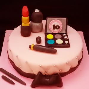 Make up kit Cake  TrueCakes
