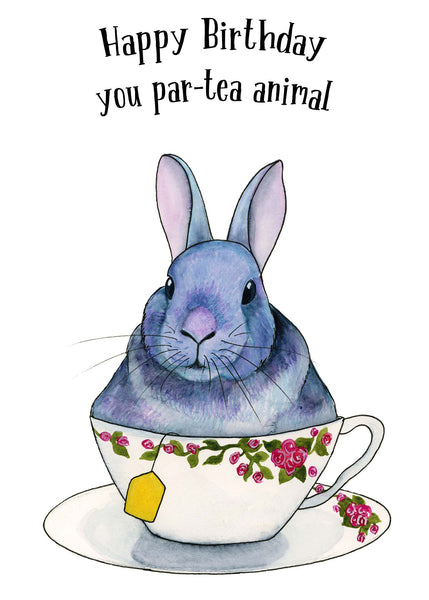 Funny Birthday Card Funny Girlfriend Birthday Card For Her Best Friend birthday Card Friend Bunny Birthday Card Cute Birthday Card