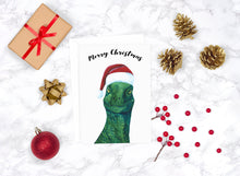 Load image into Gallery viewer, Merry Christmas Dinosaur