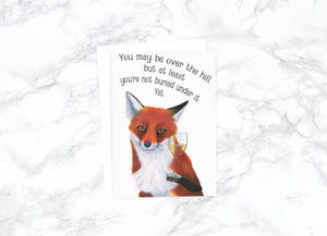 Funny Birthday Card Boyfriend Birthday Animal Birthday Card Old Cute Birthday Card Funny Dad Birthday Card Rude Birthday Card