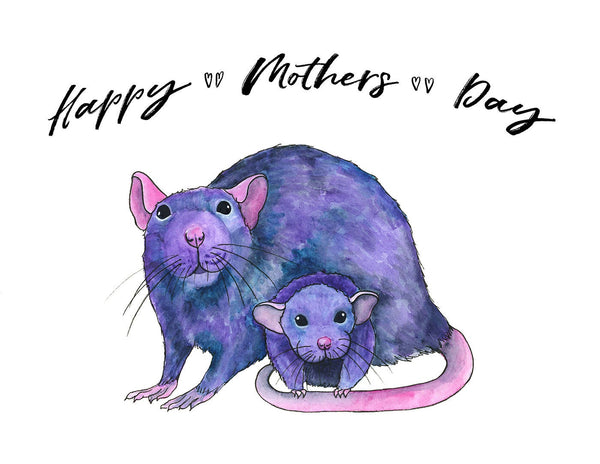 Funny Mothers Day Card Funny, Happy Mother's Day, Cute Mothers Day Card, Card For Mom, First Mothers Day Card