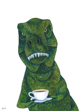 Load image into Gallery viewer, Lady Jane the Tea Rex