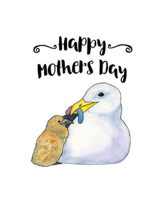Happy Mothers Day, Gulls