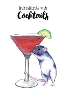 Let's Celebrate With Cocktails
