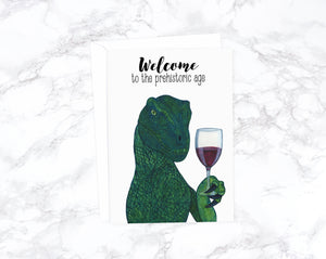 Funny Birthday Card Funny Boyfriend Birthday Animal Birthday Card Old Wine Birthday Card Friend Watercolor Birthday Card Rude Birthday Card