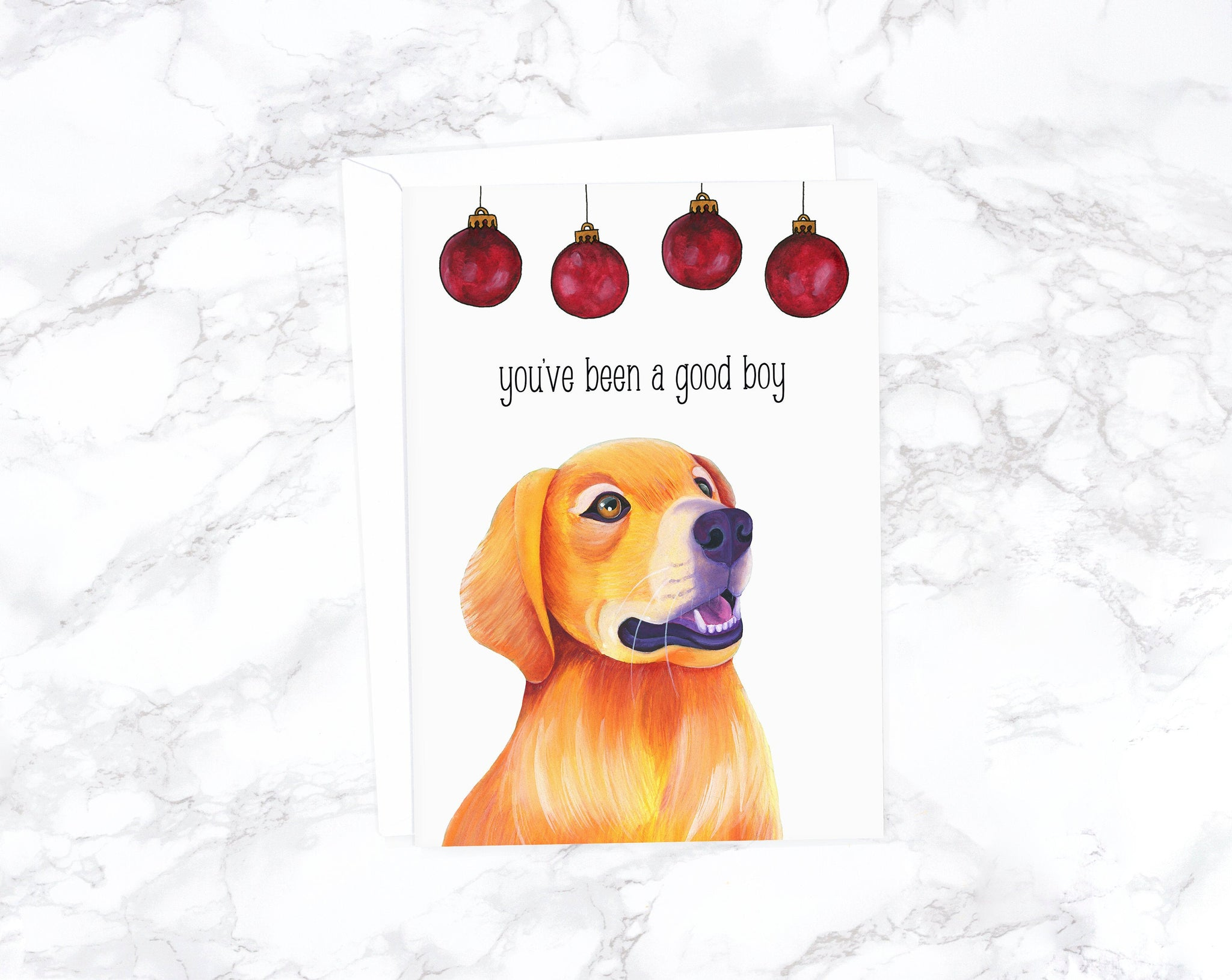Funny Christmas Card, Dog Christmas Card, Funny Holiday Card Best Friend, Funny Xmas Card, Humorous Christmas