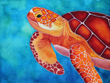 Load image into Gallery viewer, Green Sea Turtle
