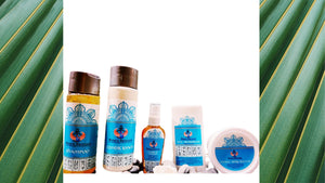 Body Bundle - Neteru Skincare