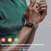 V19 ECG Green Fitness Tracker