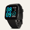V12C Black Waterproof SmartWatch
