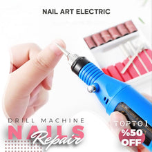 Load image into Gallery viewer, Nail Art Electric Nails Repair Drill Machine