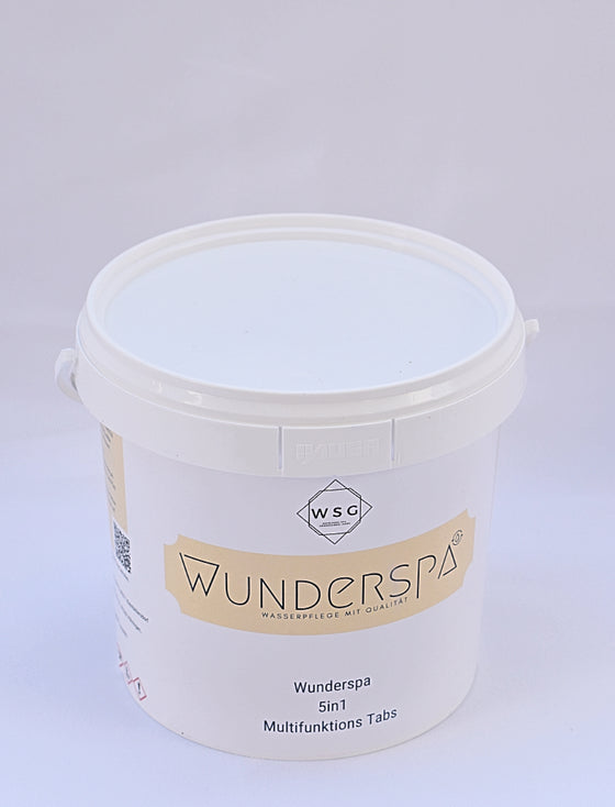 Wunderspa 5in1 Multitabs