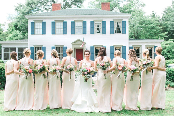 NATALIE DEAYALA BRIDESMAID DRESSES