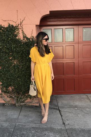 The Helen Wrap Dress
