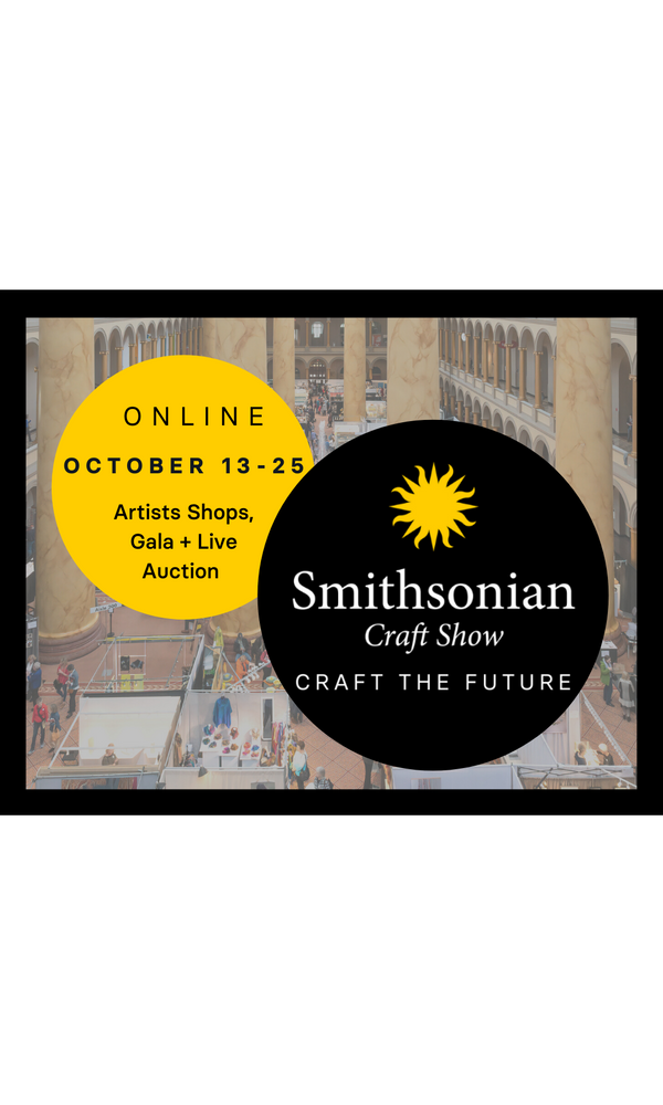 Fine Craft Show News - The Virtual Smithsonian Craft Show